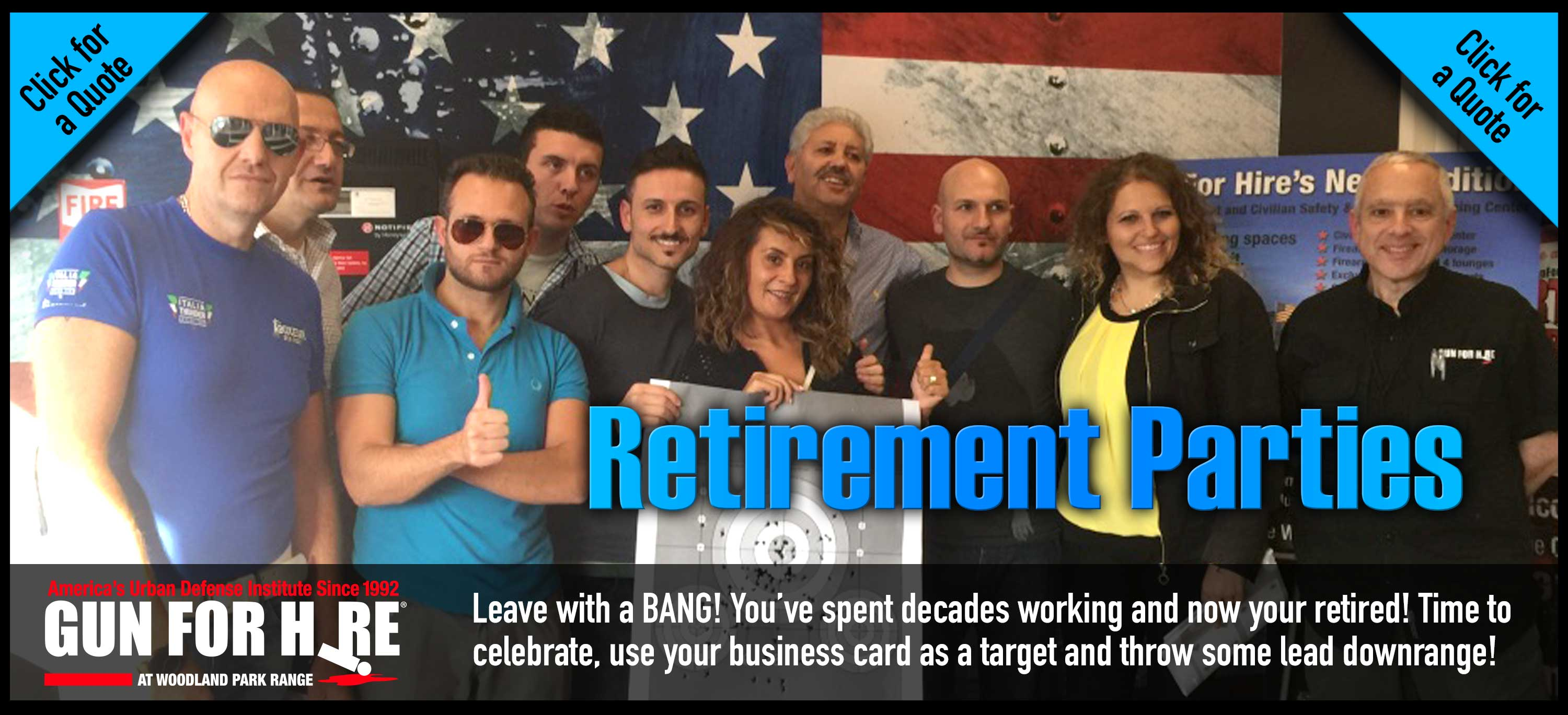 Retirement party ideas - Events and Parties