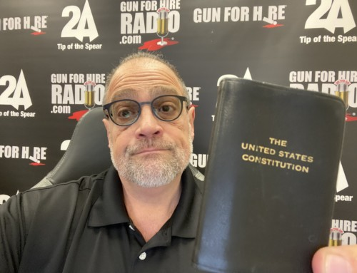 The Gun For Hire Radio Broadcast: Episode 496